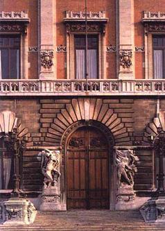 Xvi legislatura conoscere la camera le for Sede camera deputati