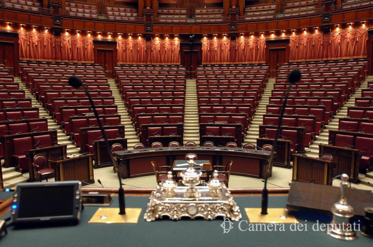 Xvi legislatura comunicazione la camera for Video camera dei deputati